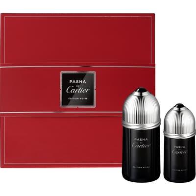 Cartier Pasha De Cartier Edition Noire Set ($192 Value)