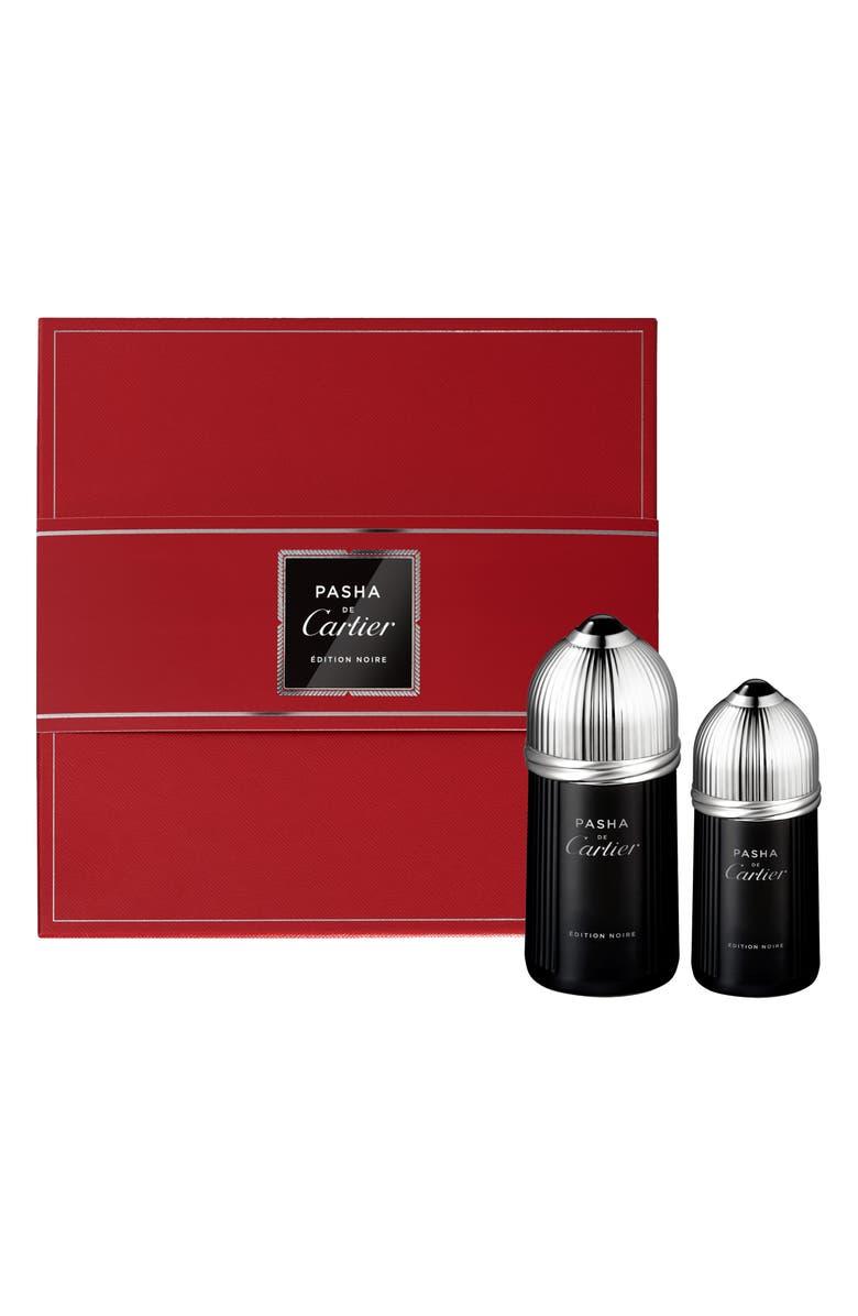 CARTIER Pasha de Cartier Edition Noire Set, Main, color, NO COLOR