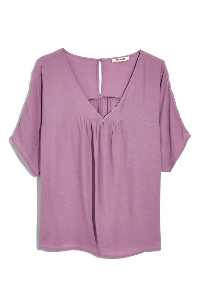 MADEWELL Rhyme Top, Main, color, SERENE LAVENDER