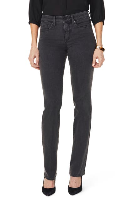 Image of NYDJ Marilyn Straight Leg Jeans