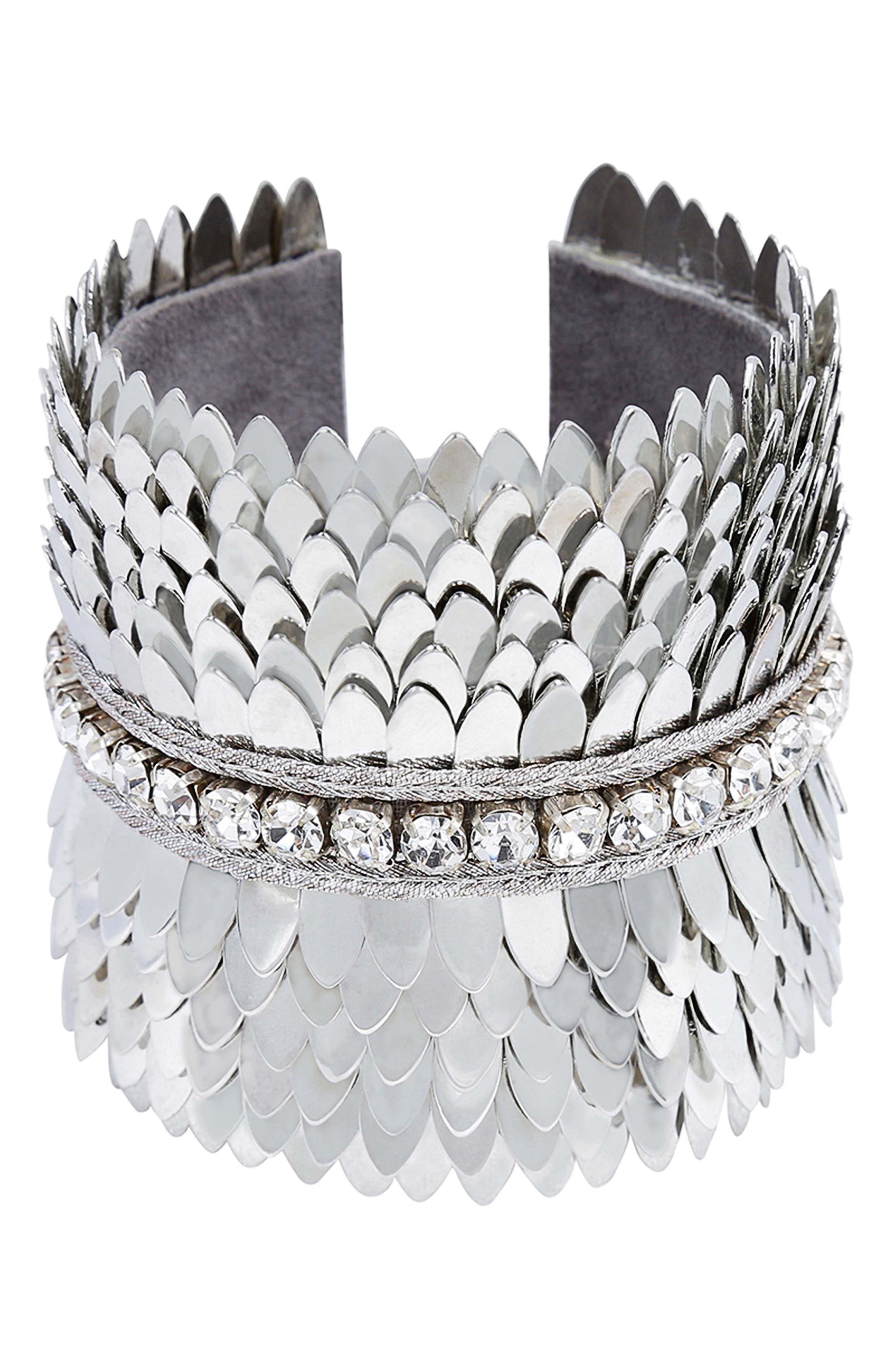 Gigi Cuff Bracelet