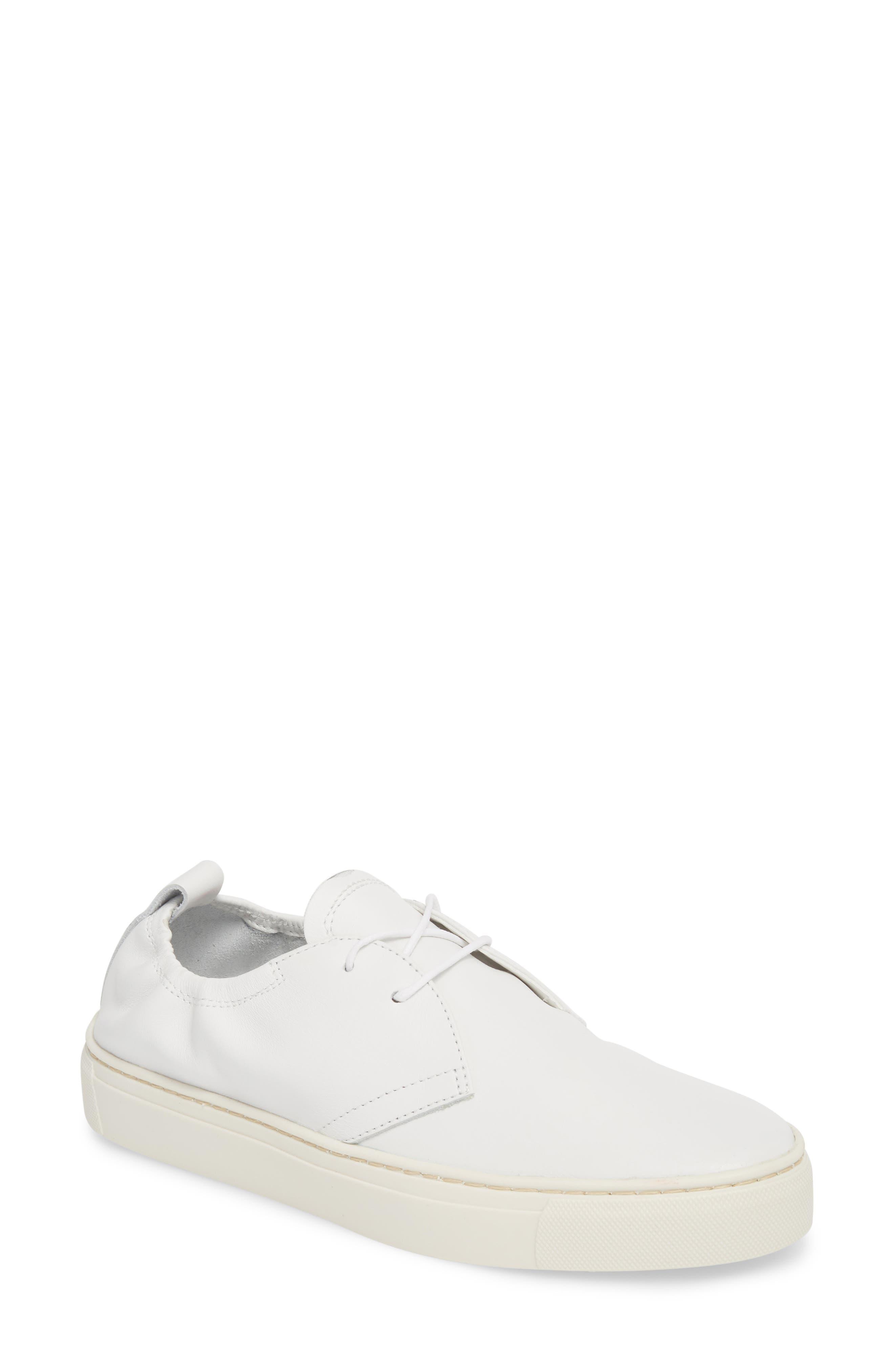The Flexx Sneak Up Sneaker- White