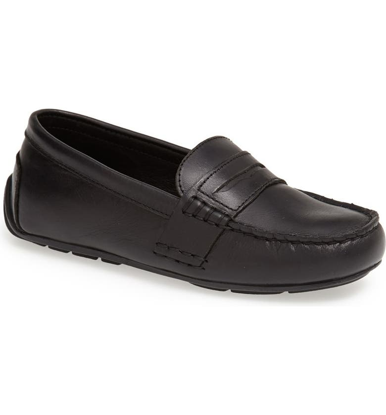 RALPH LAUREN 'Telly' Loafer, Main, color, 001