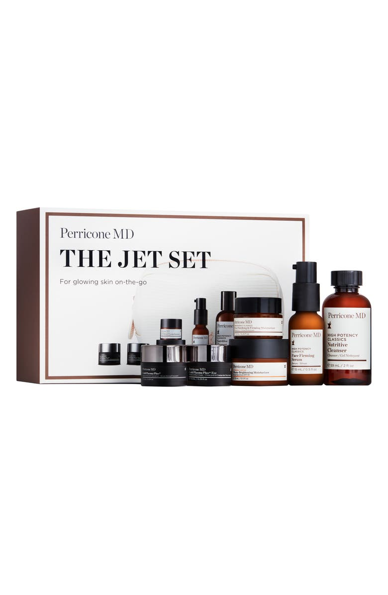 PERRICONE MD Travel Size The Jet Set, Main, color, NO COLOR