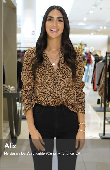 Stripe Oversize Sweater, sales video thumbnail