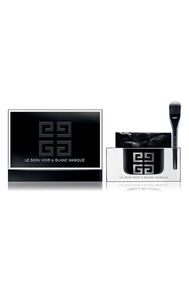 GIVENCHY Le Soin Noir & Blanc Masque, Main, color, NO COLOR