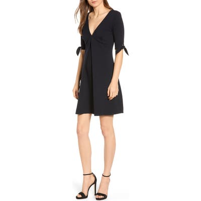 Bailey 44 Quarterdeck Fit & Flare Dress, Black