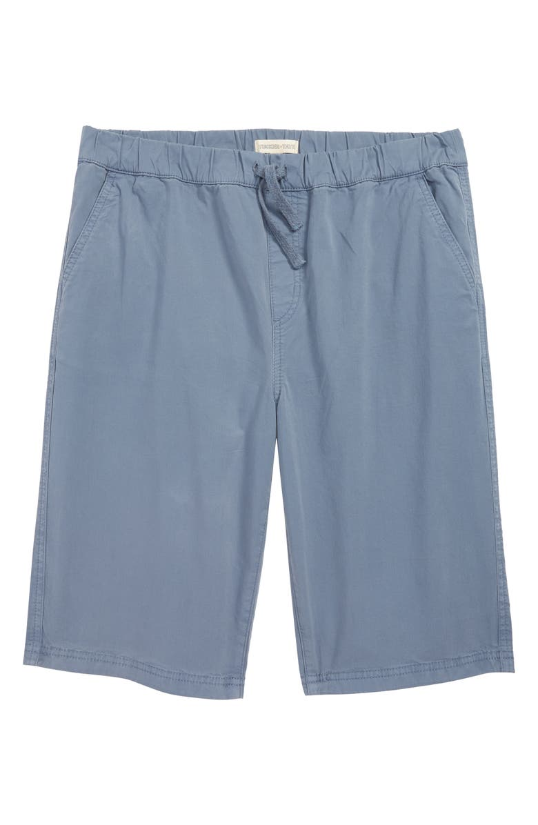 TUCKER + TATE Grind Time Prime Time Shorts, Main, color, BLUE OASIS