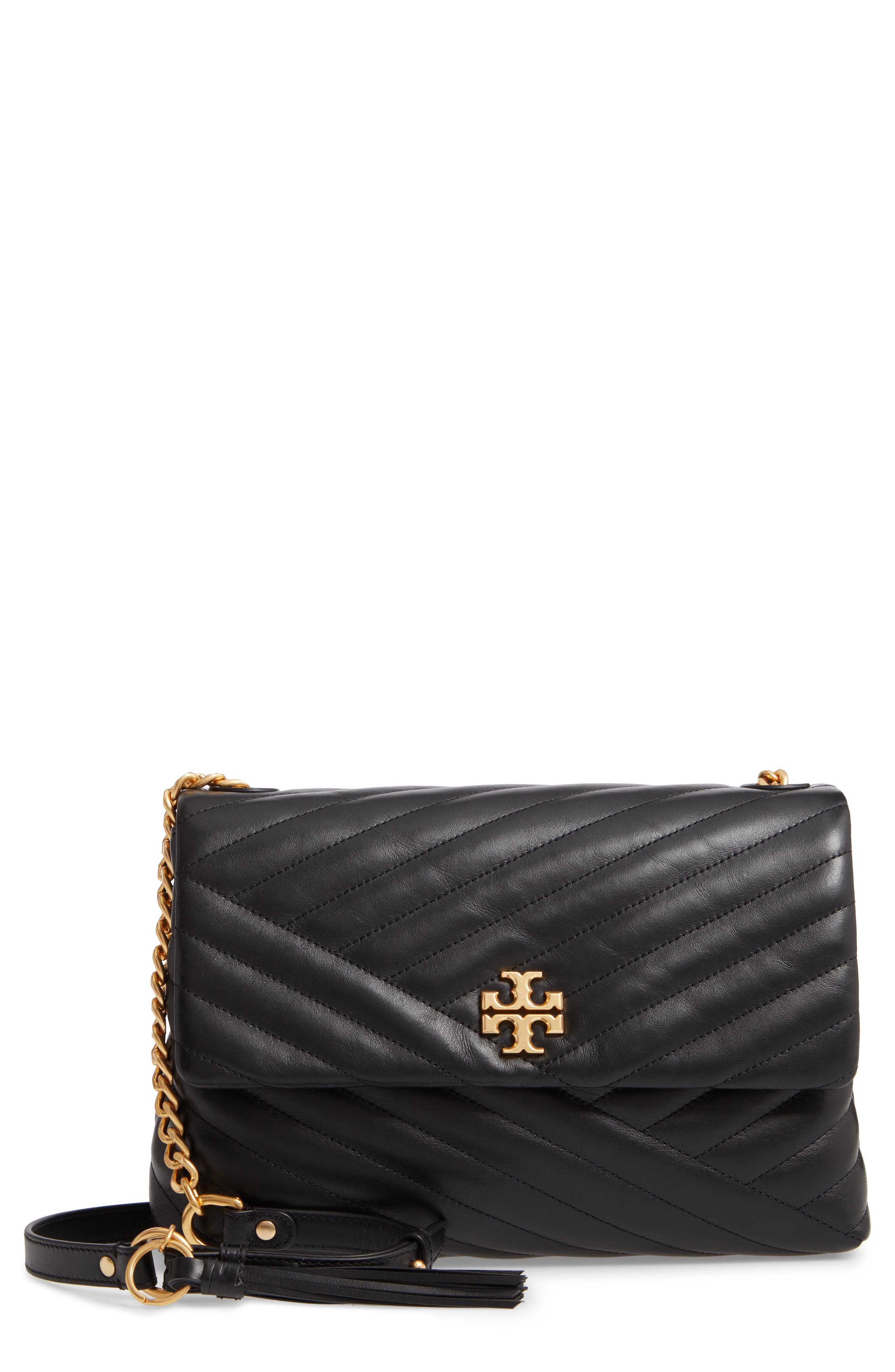 Designer Inspired Leather Quilted Chevron Cross Body Quilted Shoulder Bag
