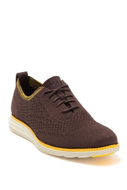 Image of Cole Haan Origin Grand.OS Wingtip Oxford Sneaker
