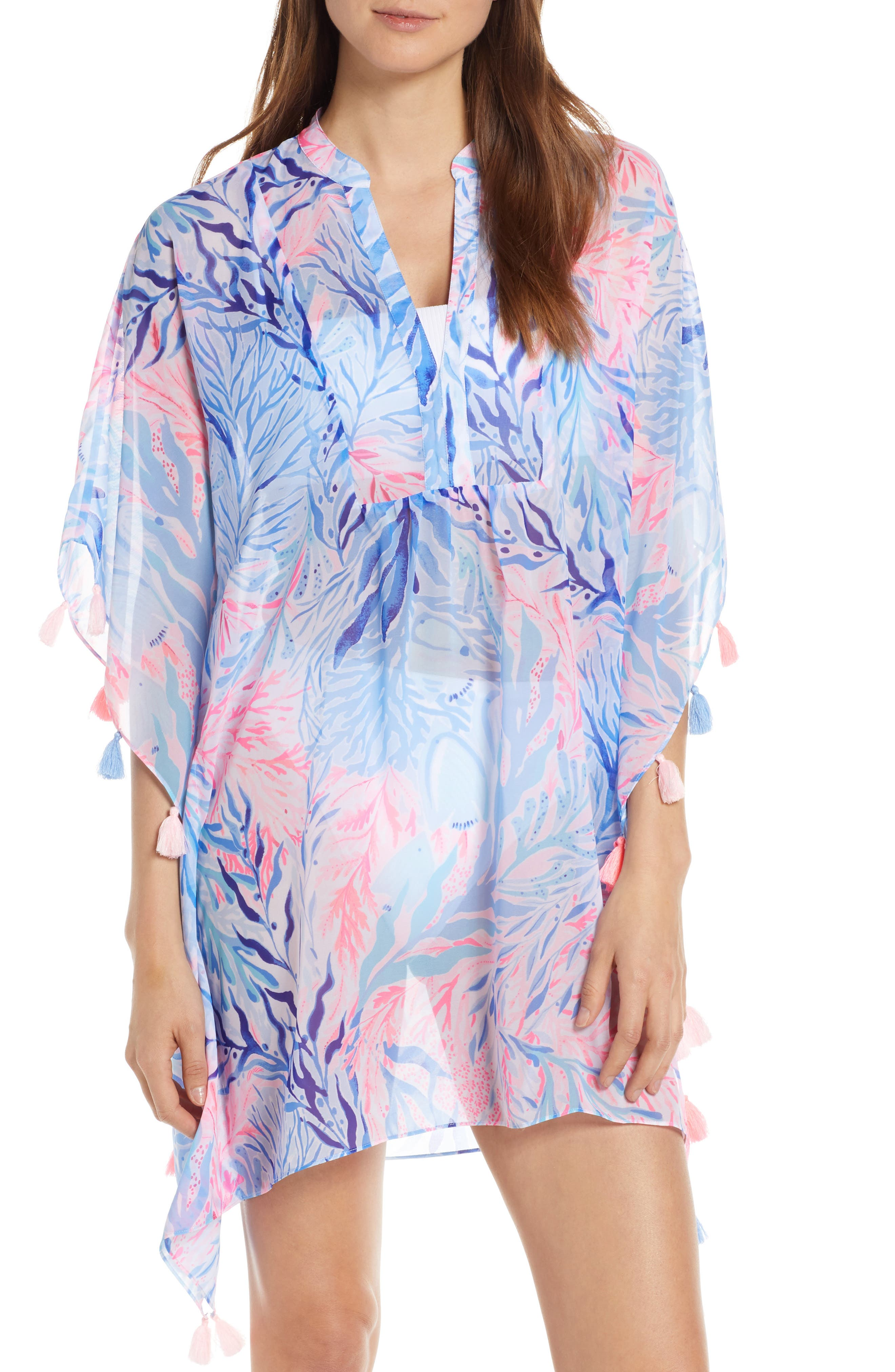 Lilly Pulitzer Arline Cover-Up Caftan