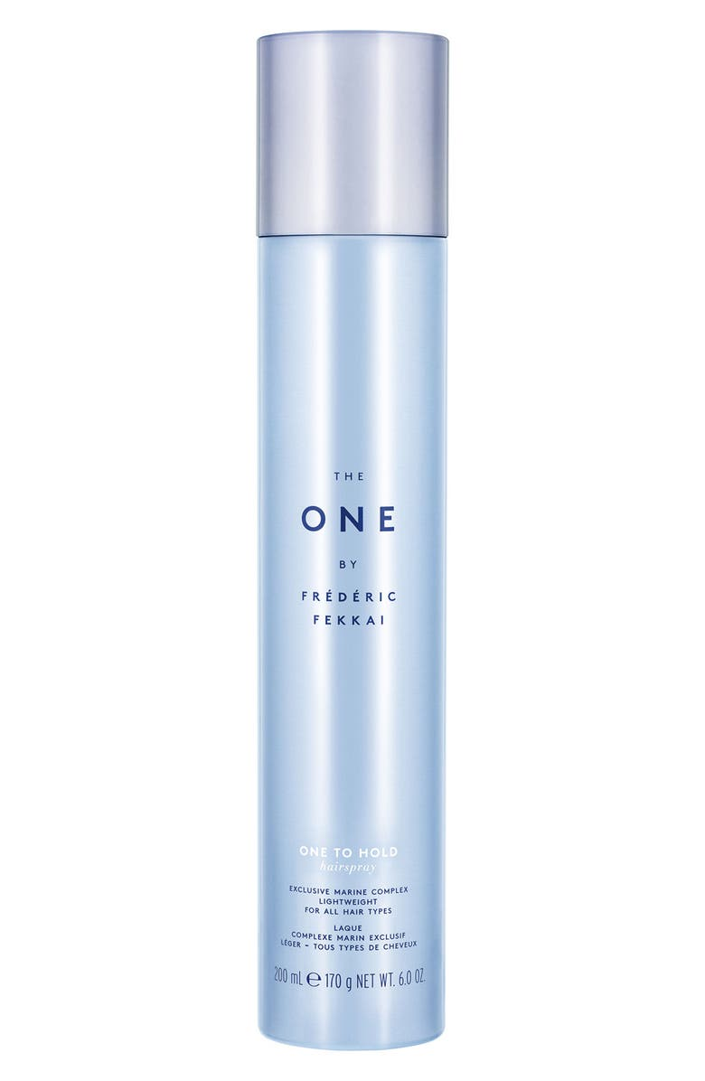 THE ONE BY FREDERIC FEKKAI One to Hold Hairspray, Main, color, NO COLOR