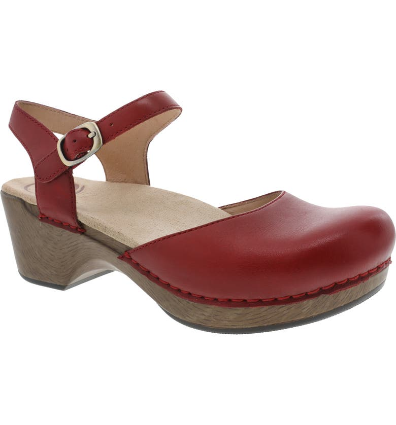 DANSKO 'Sam' Clog, Main, color, 600