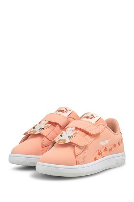 Image of PUMA Smash V2 Summer Animal Sneaker