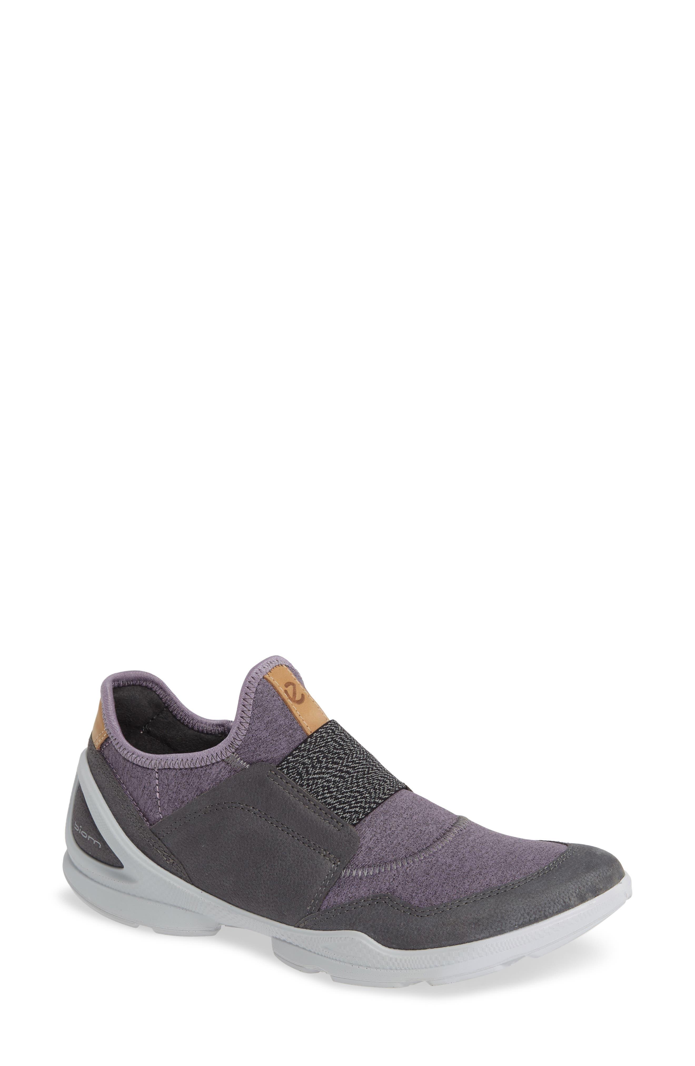 Ecco Biom Street Slip-On Sneaker, Purple