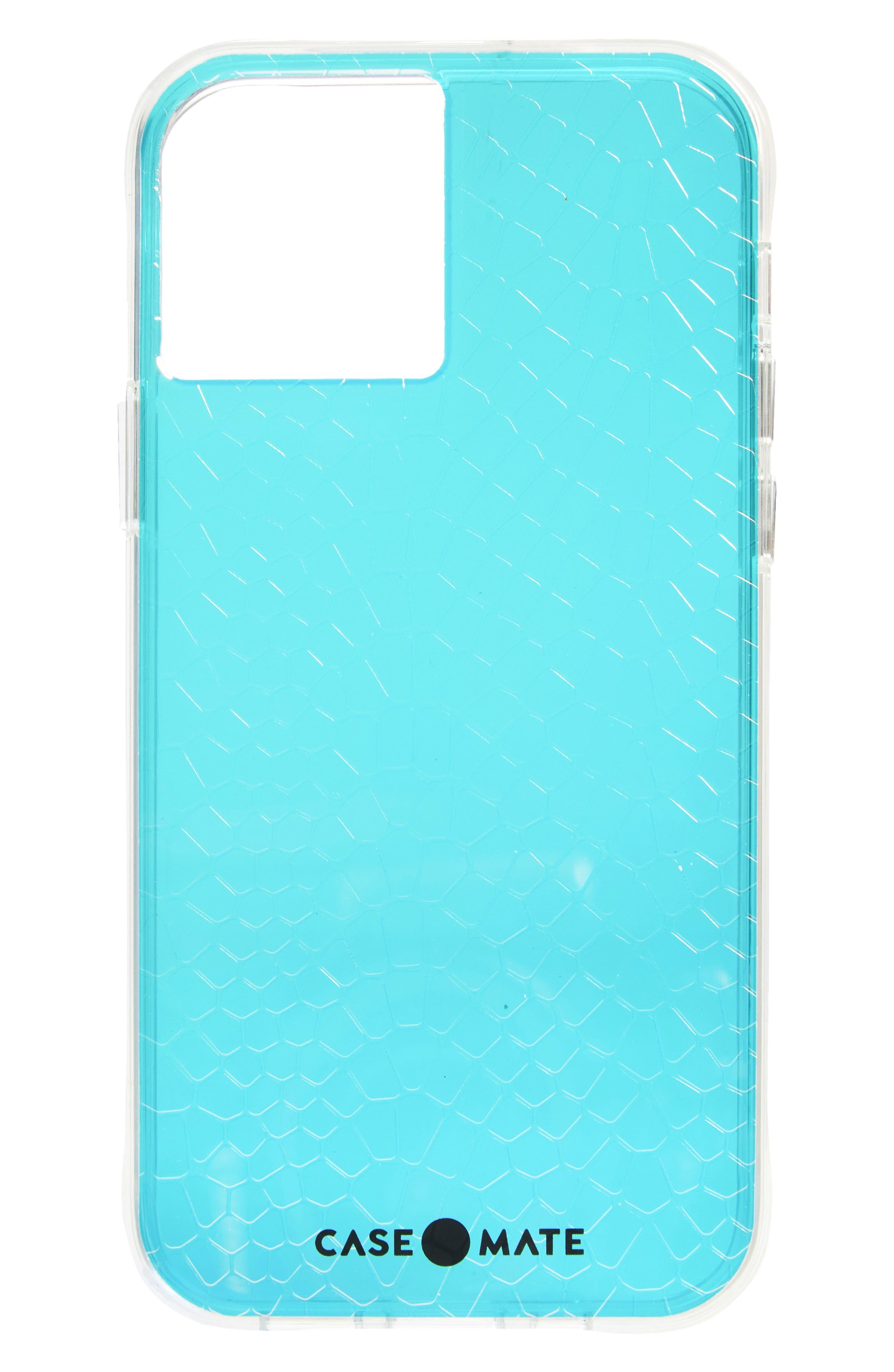 Case-Mate Iridescent Snakeskin Textured Iphone 12/12 Pro Case