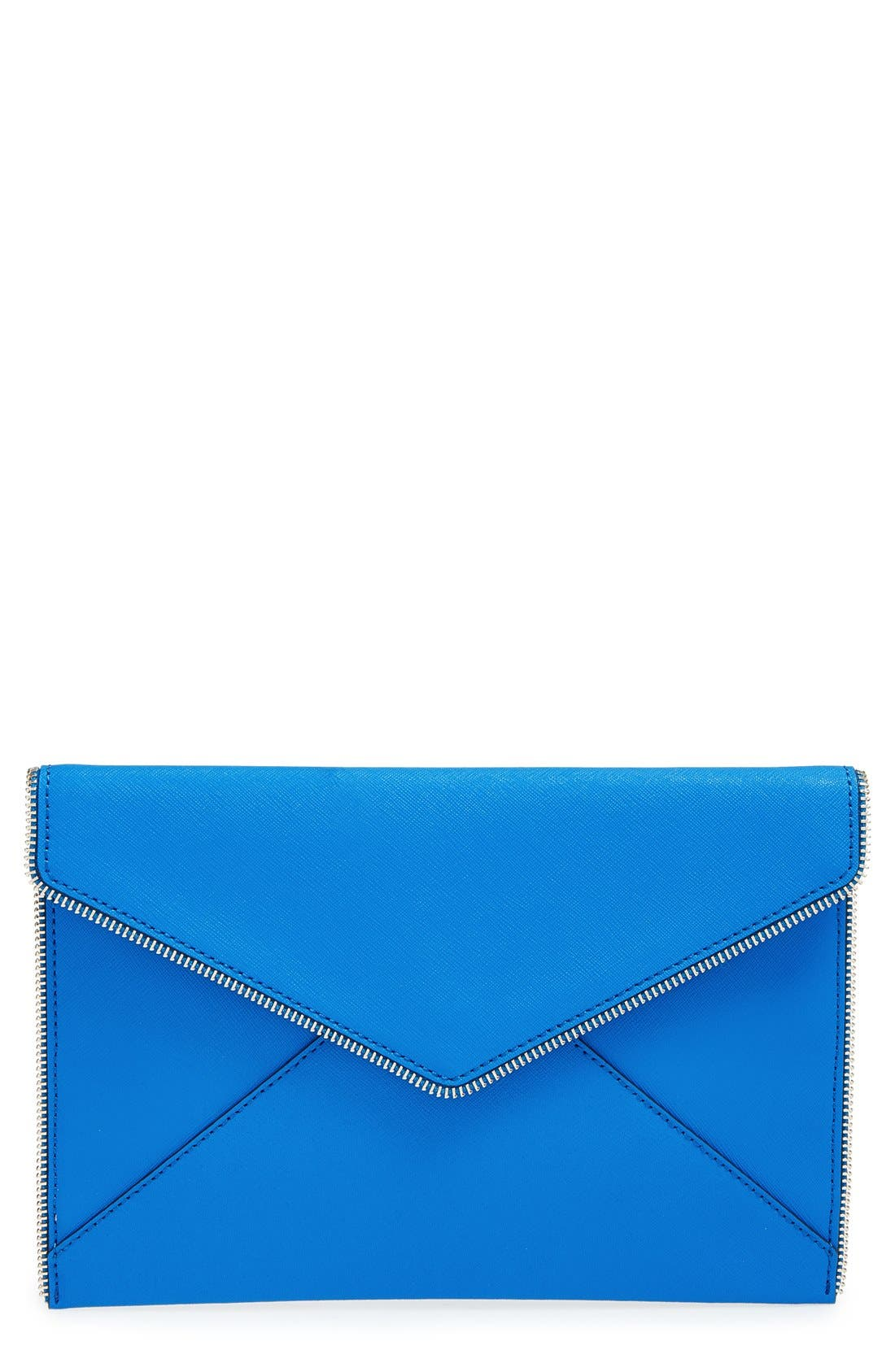 ,                             Leo Envelope Clutch,                             Main thumbnail 175, color,                             402