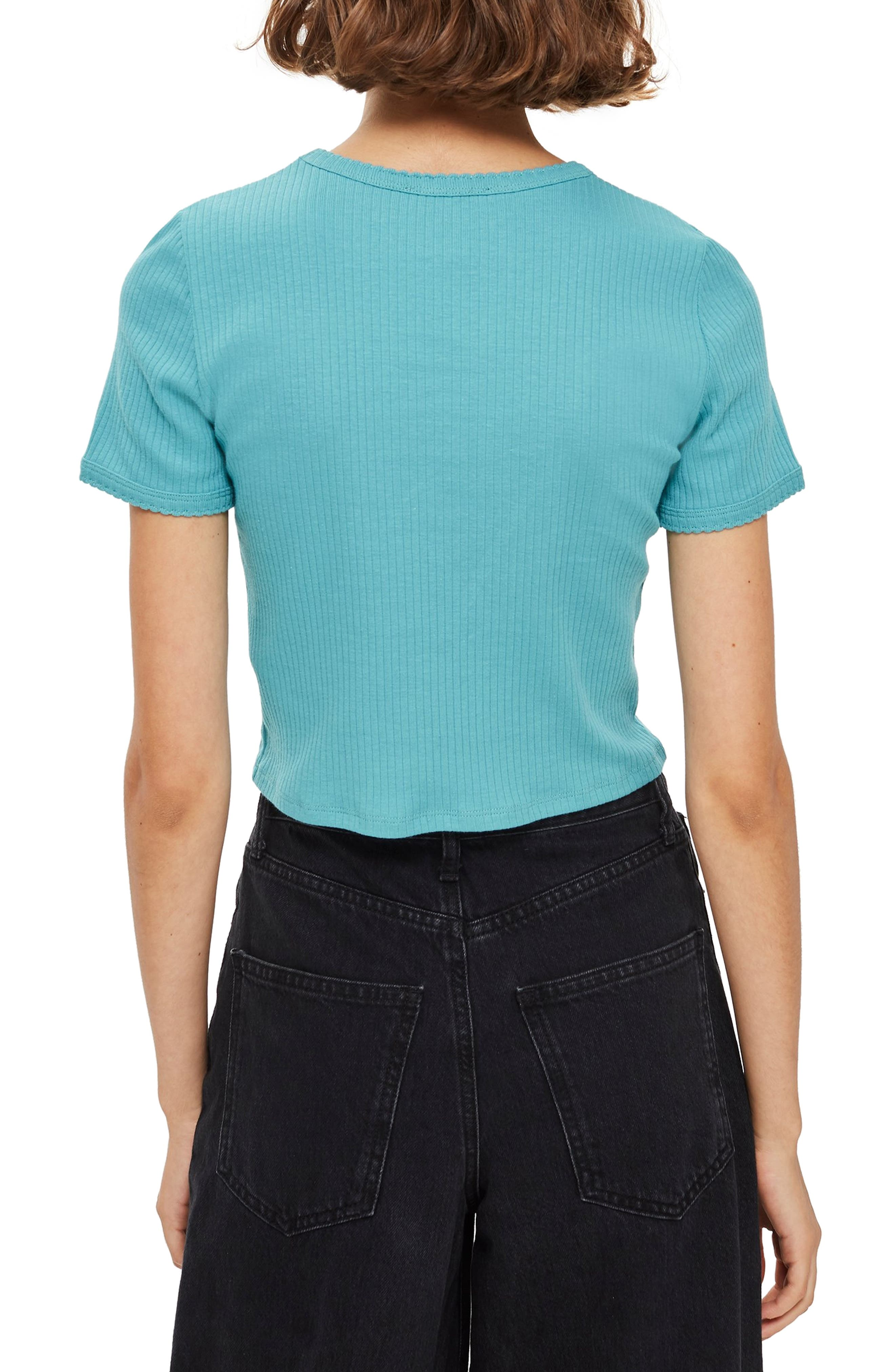 ,                             Scallop Edge Tee,                             Alternate thumbnail 14, color,                             400