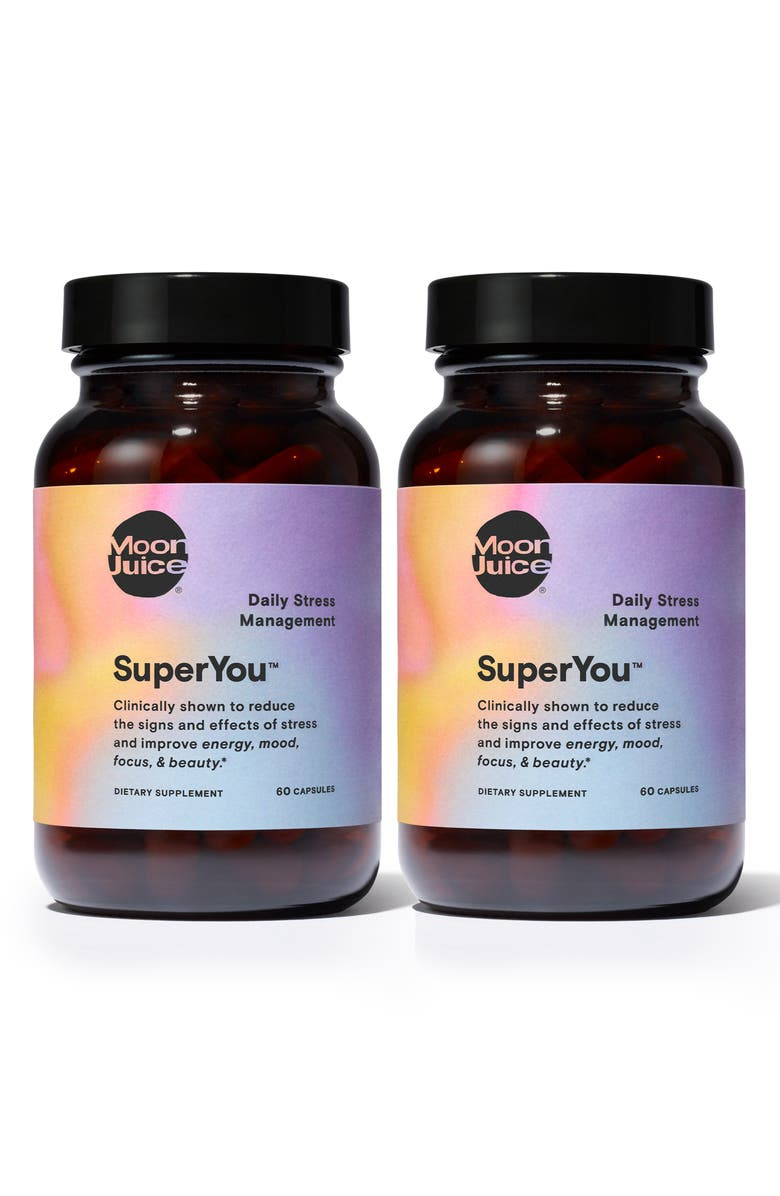 MOON JUICE SuperYou Dietary Supplement Duo, Main, color, NO COLOR