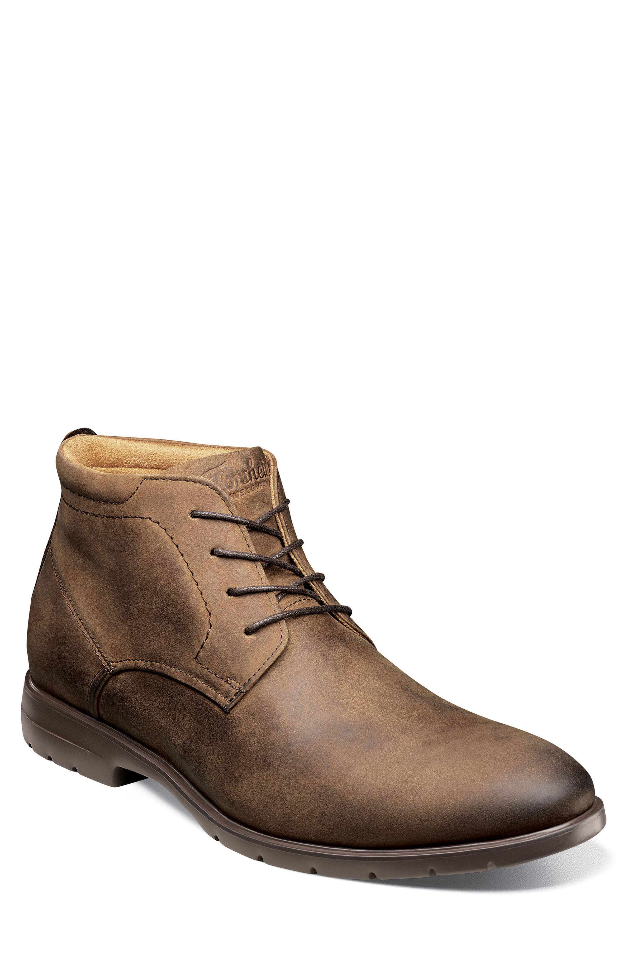 Image of Florsheim Westside Plain Toe Chukka Boot - Wide Width Available
