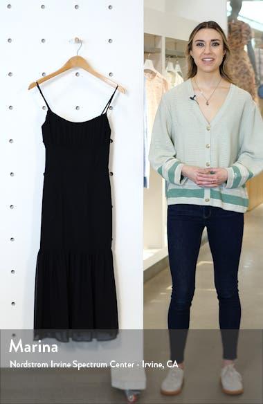 Alice Flounce Hem Dress, sales video thumbnail