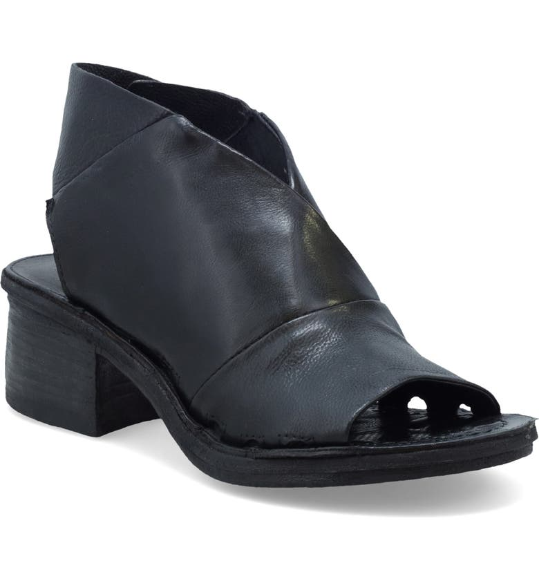 A.S.98 Kody Sandal, Main, color, BLACK