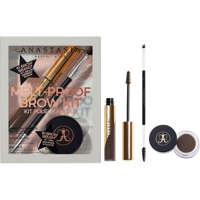 Anastasia Beverly Hills Melt-Proof Brow Kit - Dark Brown