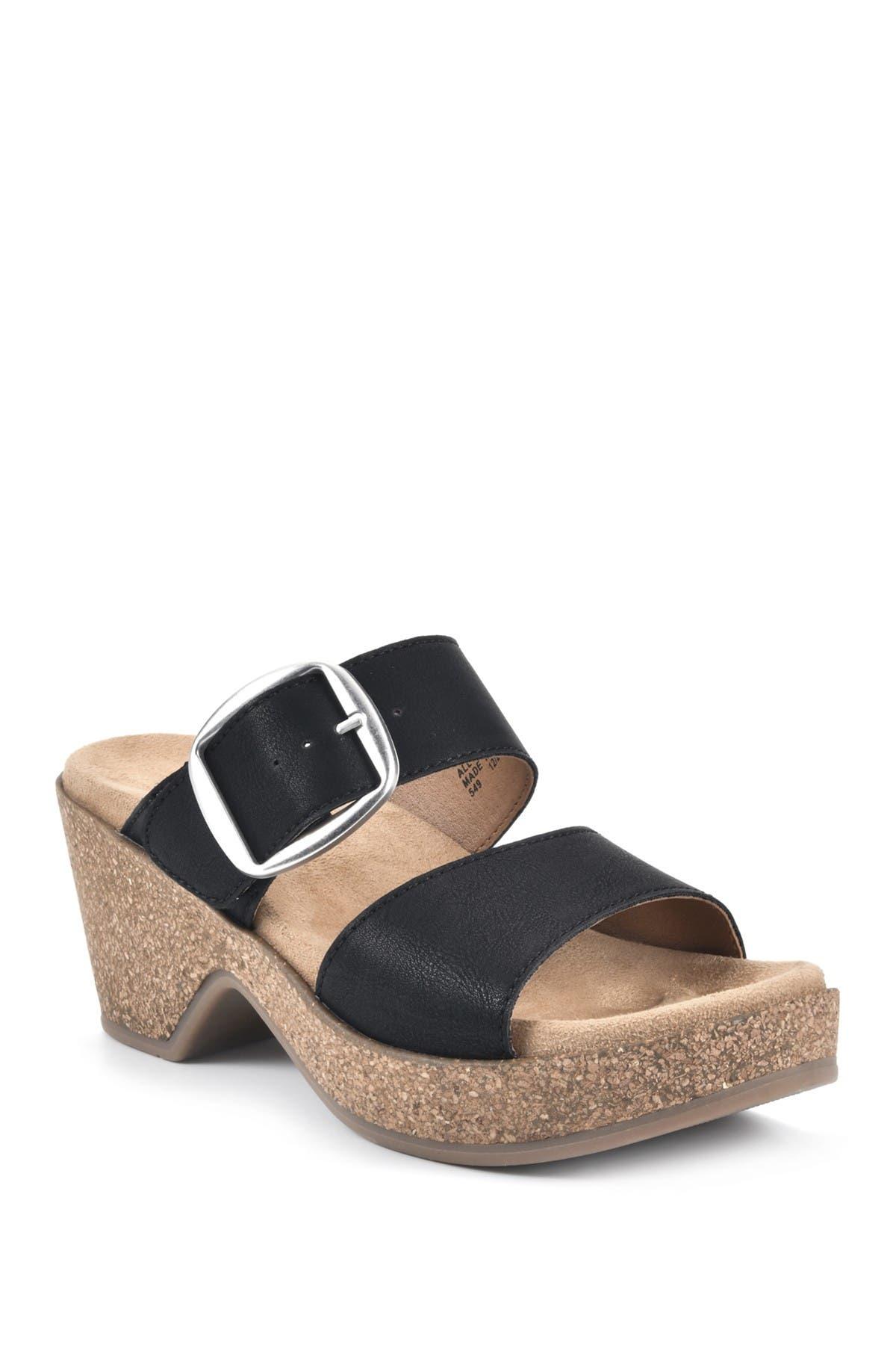 Image of White Mountain Footwear Copious Block Heel Sandal