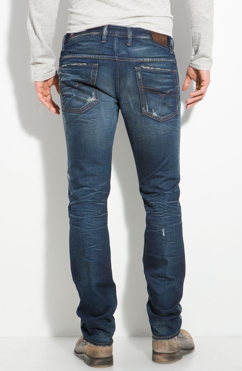 7fd0f053 DIESEL® 'Shioner' Slim Skinny Jeans (74Y Wash) | Nordstrom