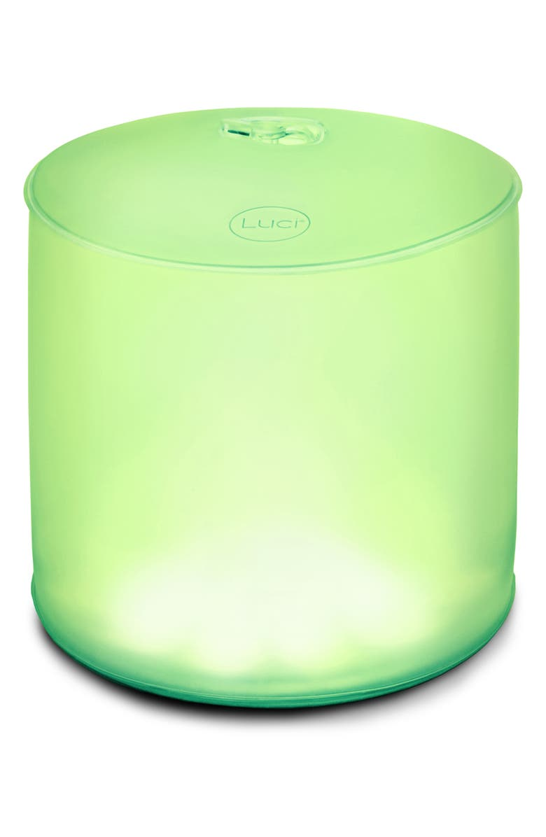 MPOWERD Luci Color Essence Inflatable Solar Lantern
