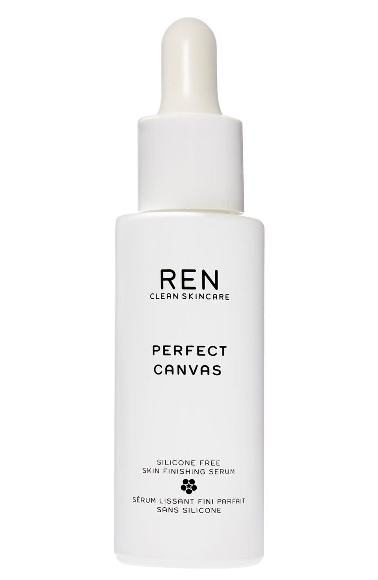 REN SPACE.NK.apothecary REN Perfect Canvas Skin Finishing Serum Primer, Main, color, NO COLOR