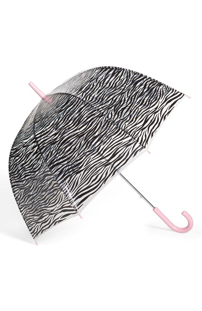 TRI-COASTAL DESIGN Zebra Umbrella, Main, color, 001