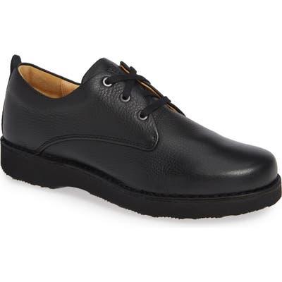 Samuel Hubbard Free Plain Toe Derby, Black