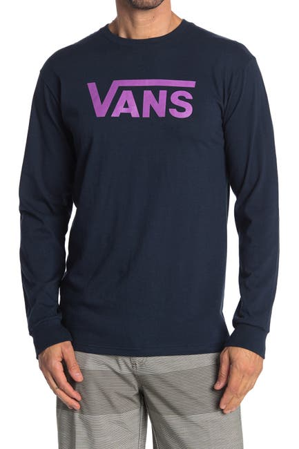Image of VANS Classic Long Sleeve T-Shirt