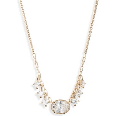 Nadri Issa Medium Shaky Frontal Necklace