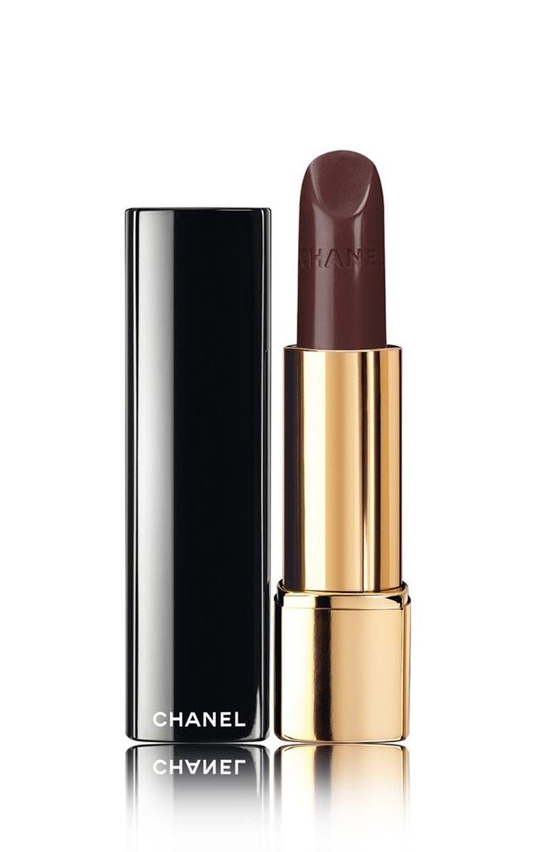 CHANEL ROUGE ALLURE <br />Luminous Intense Lip Colour, Main, color, 189 INCOGNITO