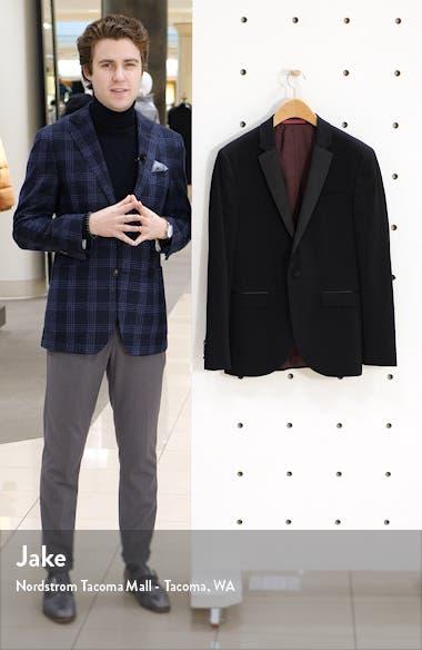 Skinny Tux Jacket, sales video thumbnail