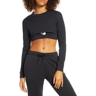 Nike Sportswear Organic Cotton Crop Top