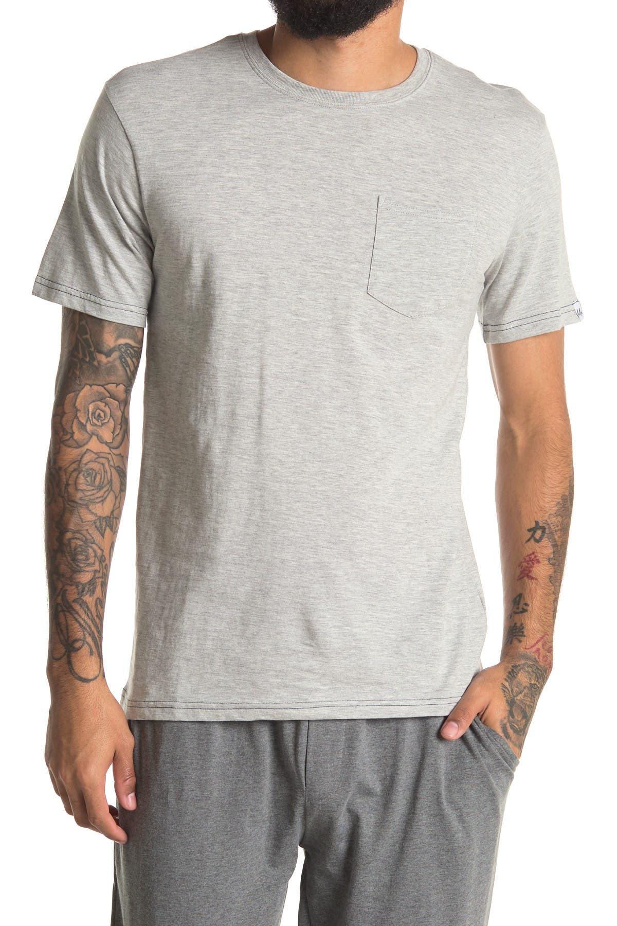 Image of Mister Short Sleeve Pocket Lounge T-Shirt