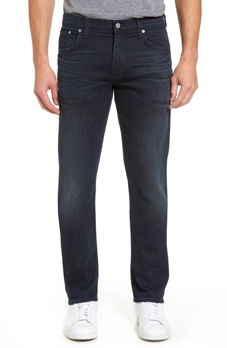 CITIZENS OF HUMANITY Core Slim Straight Leg Jeans, Main, color, DURANT