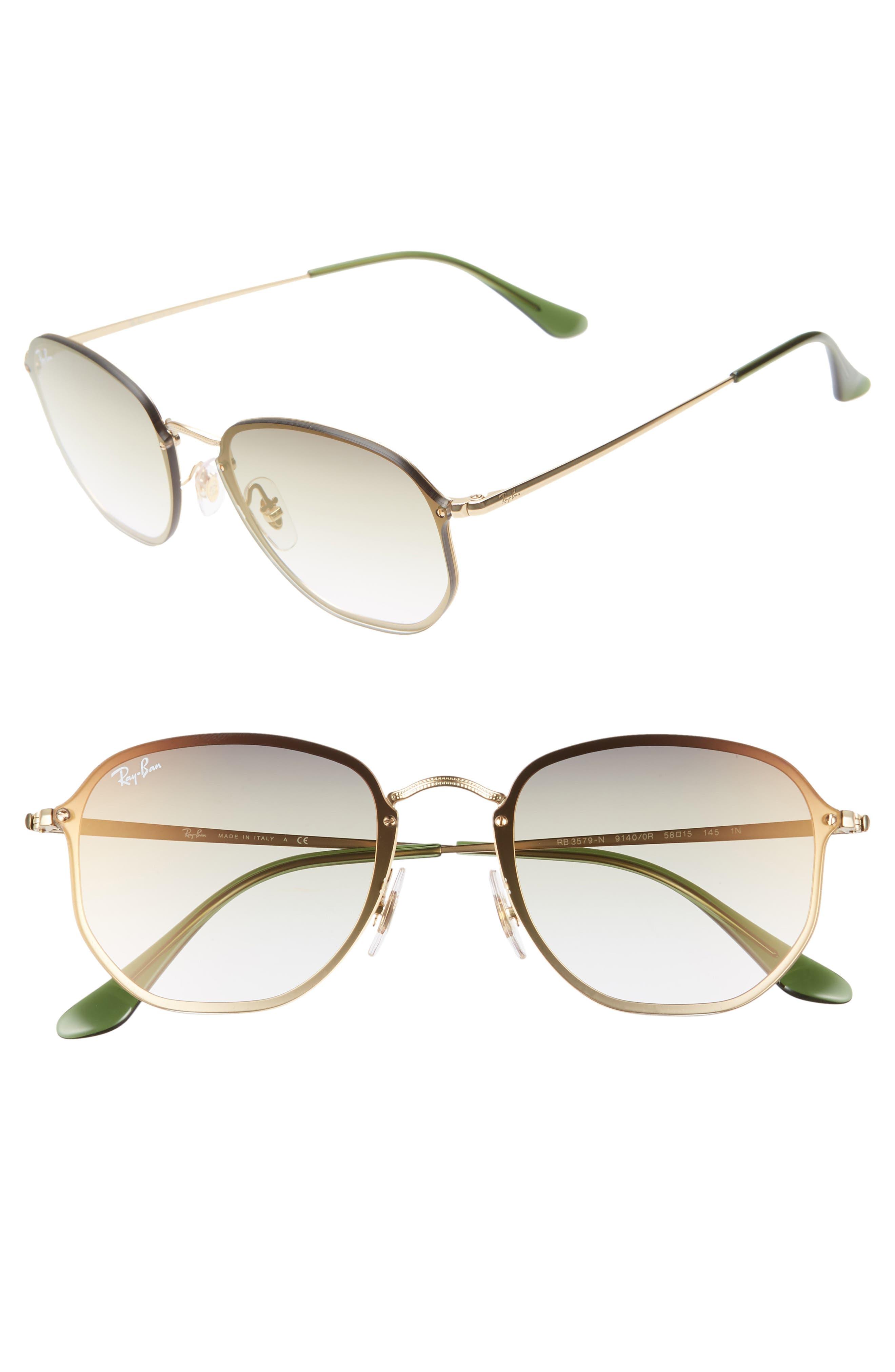 Ray-Ban 5m Round Sunglasses -