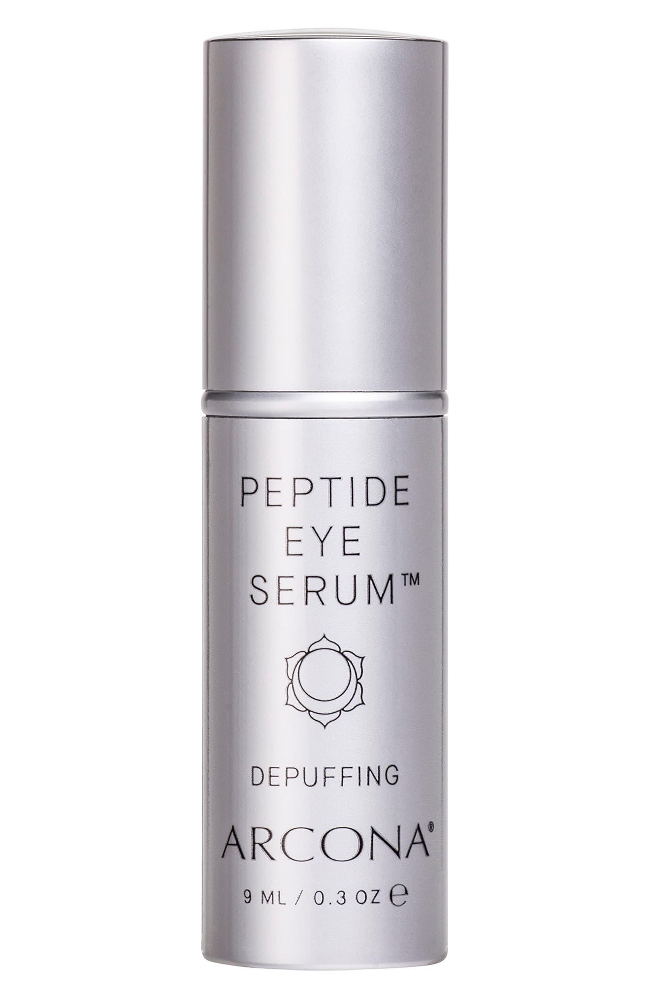 Peptide Eye Serum Depuffing Eye Gel
