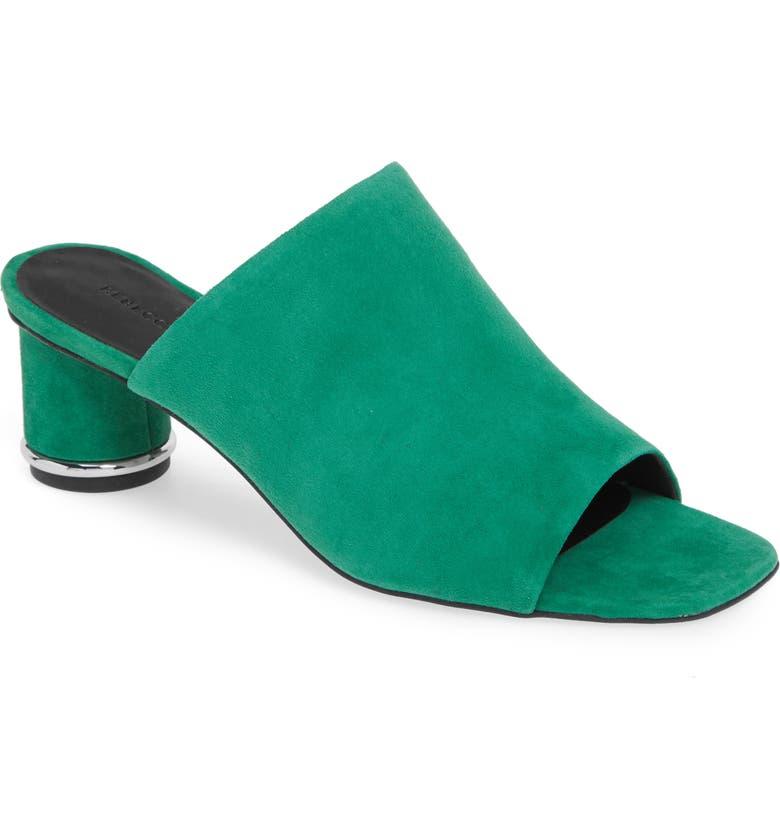 REBECCA MINKOFF Aceline Slide Sandal, Main, color, JUNGLE LEATHER