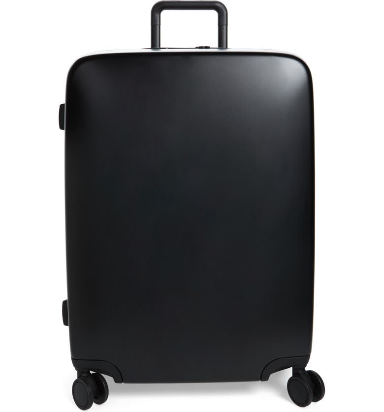 RADEN The A28 28-Inch Charging Wheeled Suitcase, Main, color, 002