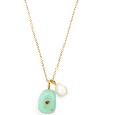 Lizzie Fortunato Oasis Necklace