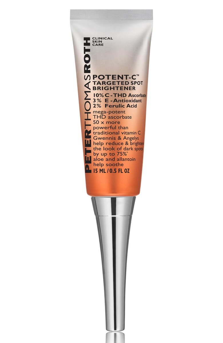 PETER THOMAS ROTH Potent-C Targeted Spot Brightener, Main, color, NO COLOR