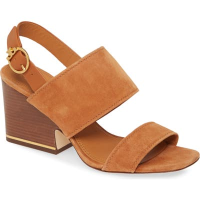 Tory Burch Selby Block Heel Sandal