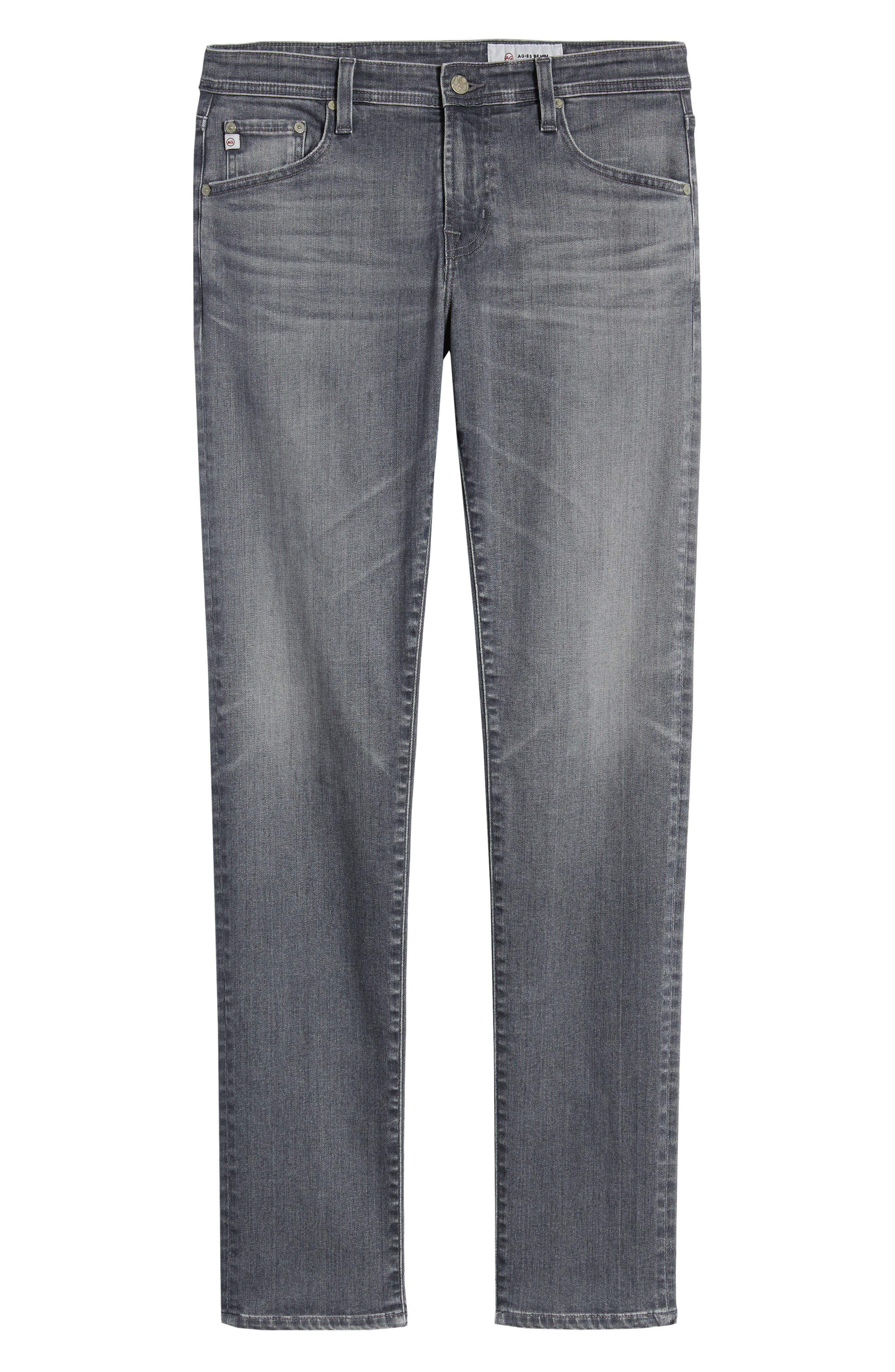 ,                             Tellis Slim Fit Jeans,                             Alternate thumbnail 7, color,                             11 YEARS LURID 11YLUD