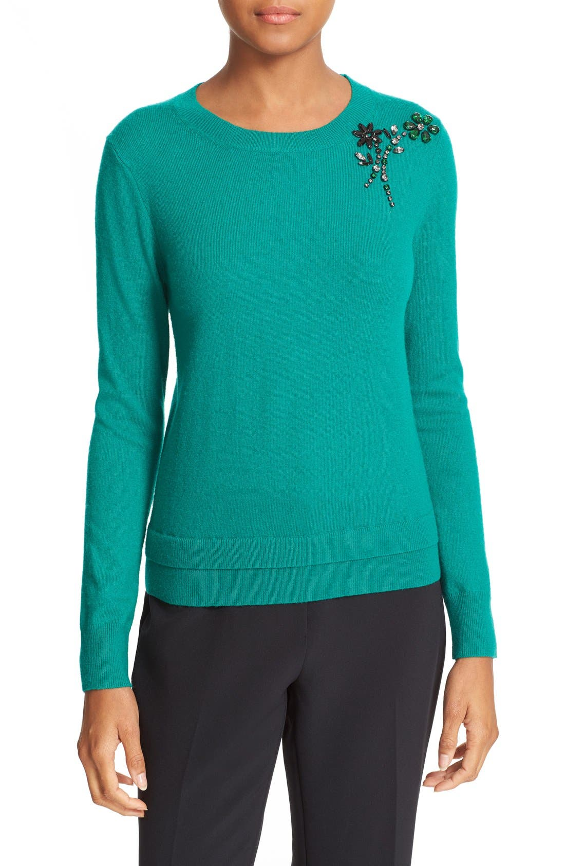 ,                             embellished sweater,                             Main thumbnail 11, color,                             304