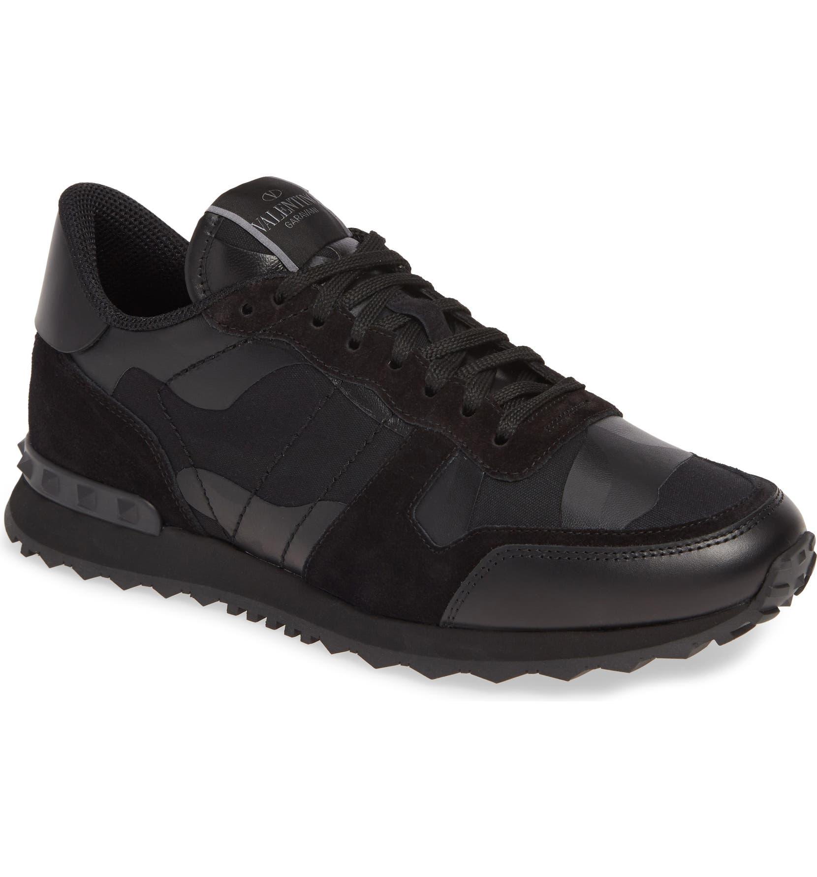 4d8078fb247f4 VALENTINO GARAVANI Camo Rockrunner Sneaker (Men) | Nordstrom